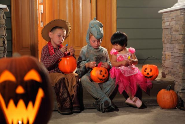 Enjoy Halloween Without Ruining Their Teeth